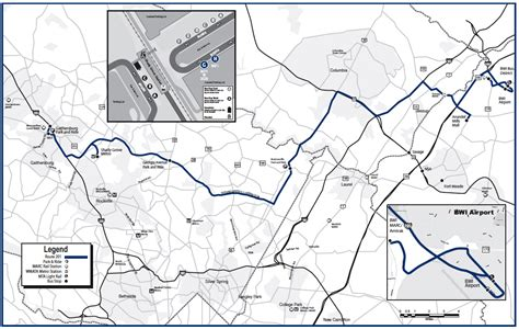 maryland amtrak map route 201 schedules maryland transit administration
