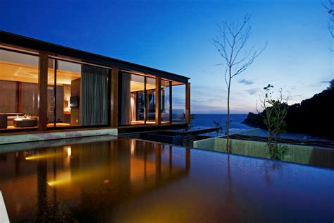 Modern Home Design Thailand contemporary resort hotel naka phuket by duangrit bunnag