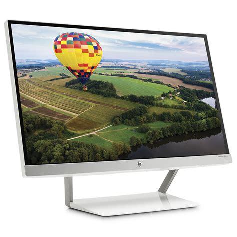 Monitor Led Ips Hp N246v 23 8 1920 X 1080 Vga Dvi Hdmi hp pavilion 24xw 23 8 quot ips led backlit monitor 1920x1080 250cd m2 vga hdmi ebay