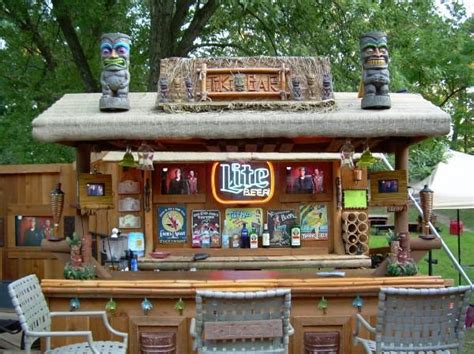 tiki backyard ideas backyard tiki ideas