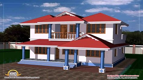 indian house plans for 2000 sq ft 2000 sq ft indian house design youtube