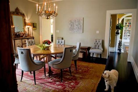 Dining Room Table Makeover Ideas at home with rick and teri niello the sacramento bee