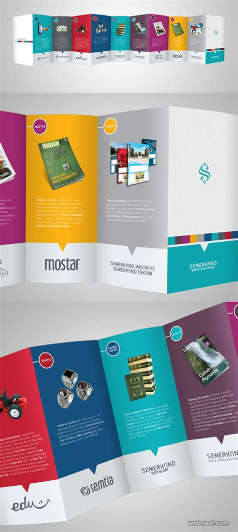 brochure designs best 25 best brochure design exles and ideas for your