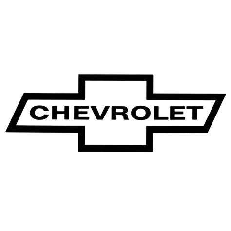 chevrolet decal chevy die cut vinyl decal pv1428