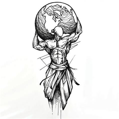 earth angel tattoo designs and ideas colour black strength and