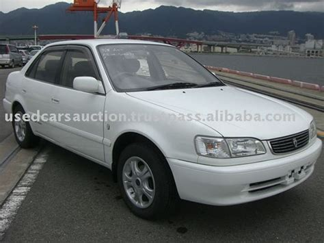 Used Toyota Vehicles Japan Used Toyota Corolla 2001 Used Japanese Car Japan