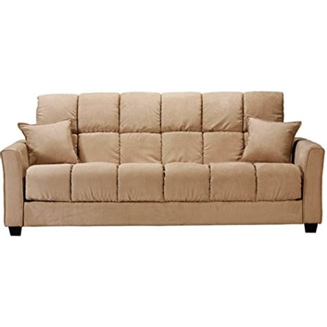 baja convert a couch baja convert a couch and sofa bed multiple colors khaki