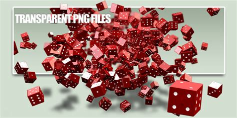 transparent casino gambling dice png files by core3duk on