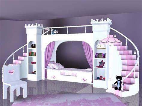 ashton    girls dream bed   sims  princess  rule    palace
