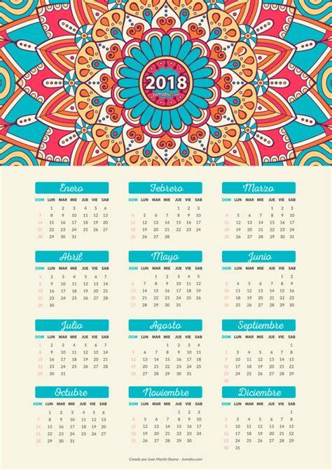 Calendario De Colombia A O 2018 Calendario 2018 Para Imprimir Gratis Jumabu