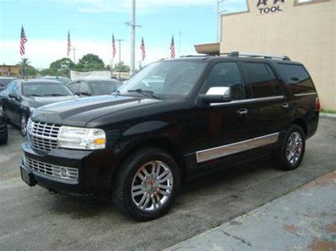 airbag deployment 2007 lincoln navigator navigation system 2007 lincoln navigator for sale carsforsale com