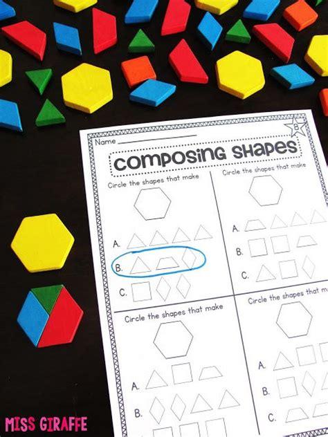 2d shape pattern game 17 best ideas about pattern blocks on pinterest free