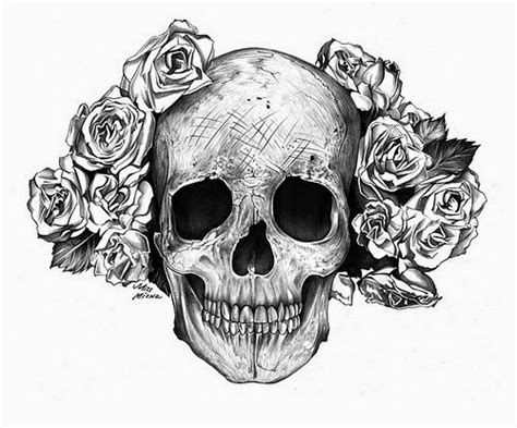 imagenes de calaveras vintage tatuajes de calaveras hipster