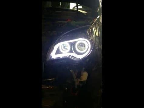2014 chevy equinox custom headlights version 2 youtube