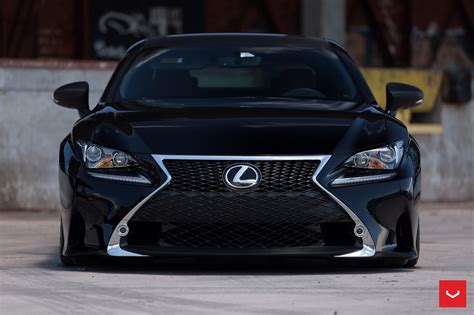 bagged lexus rc lexus rc 350 f sport on vossen vfs 2 vossen wheels