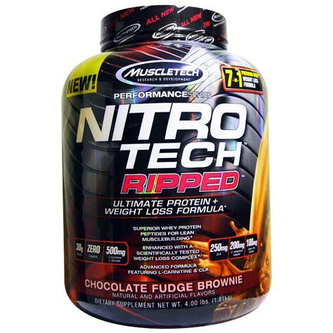 Muscletech Nitrotech Nitro Tech 4 Lbs New Formula muscletech nitro tech ripped ultimate protein weight