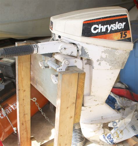 1982 chrysler outboard parts