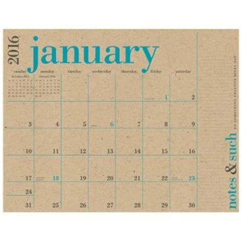 large paper wall calendar calendar template 2016 five stylish wall calendars for 2016 creating your space