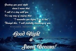 Good night love messages goodnight love sms text messages