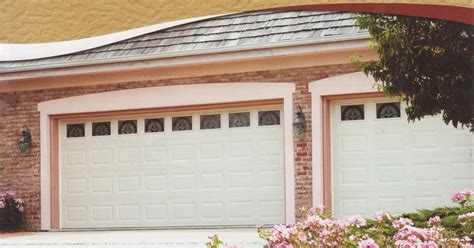Craftmaster Garage Door Opener Area Exteriors Craft Master Doors Model 985 9824 Raised Panel Flush Sandwich Door