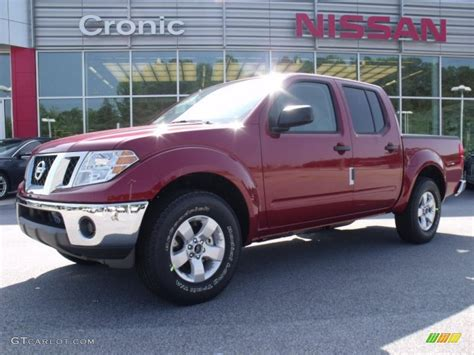 2010 brick nissan frontier se crew cab 32535013 gtcarlot car color galleries