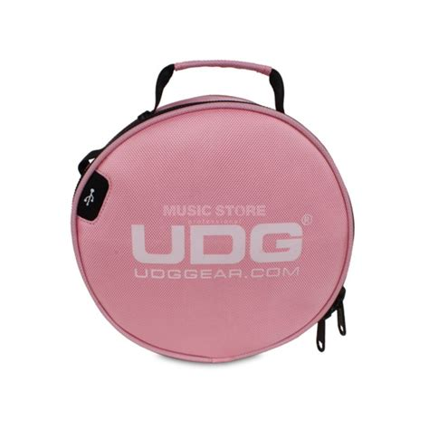 Udg Digi Headphone Bag Pink udg ultimate digi headphone bag pink u9950pk
