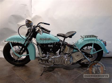 Knucklehead Harley Davidson by 1946 Harley Davidson E Knucklehead Motorcycle Sons Of