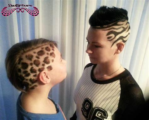 hair tattoo designs stencils 17 best images about adventures in hair stencils