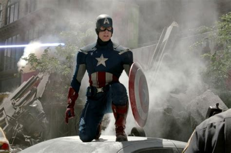 Captain America Fighting Captain America 2 Springs Forward In 2014