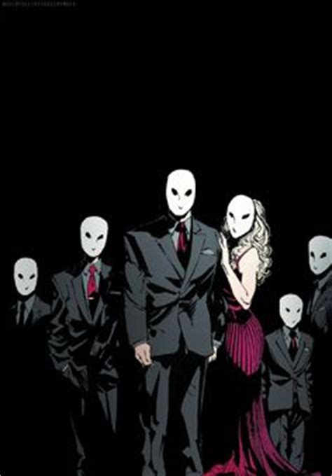 Dc Court Records Database Talon The Court Of Owls On Court Of Owls Greg Capullo And Batman