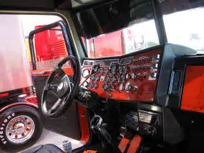 Peterbilt Truck Interior Accessories 1000 Images About Inside Big Rigs On Custom