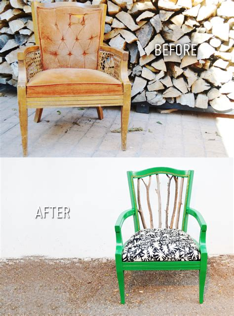 Diy Armchair by Mr Kate Diy Trash To Treasure Statement Chair
