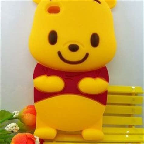 Silikon 3d Baby Pooh For Iphone 5 winnie the pooh 3d soft shell from things i want