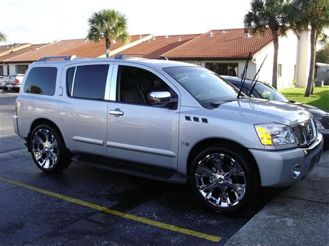 when is the nissan armada to change style html