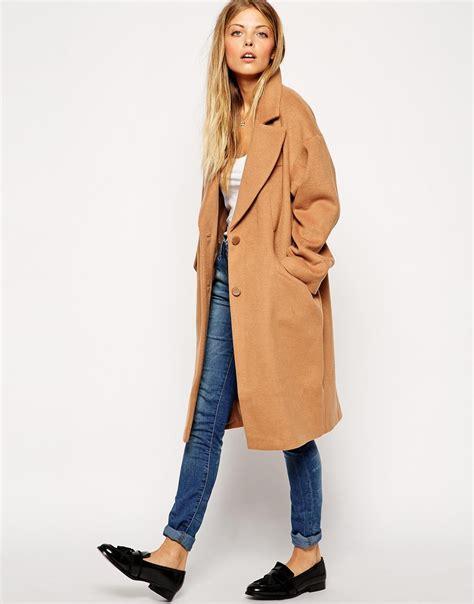 camel colored coat you can t get enough coats thielen