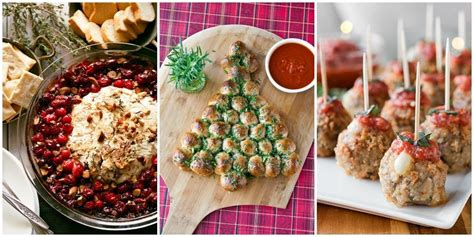 30 easy christmas appetizers recipes for holiday