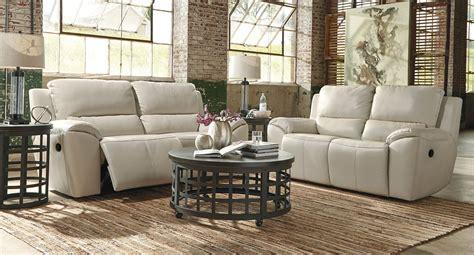 ashley valeton reclining sofa valeton cream reclining living room set living room sets