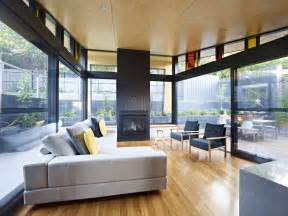 Living Room Extensions Living Room Modern Renovation Extension In Melbourne