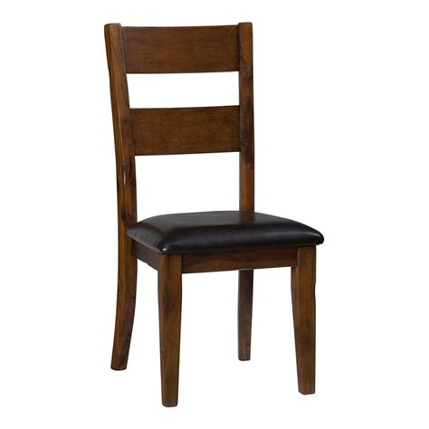 Dining Chair Height Standard Jofran 505 219kd Plantation Slat Back Standard Height Side Chair Set Of 2 Atg Stores