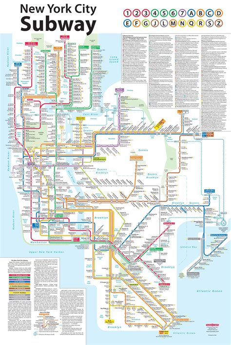 map subway new york city new york city subway map jpg