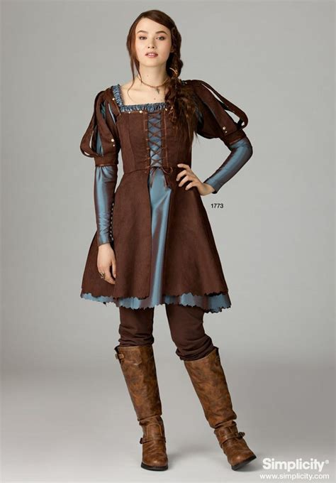 pattern medieval dress misses medieval dress costume this pattern comes in two