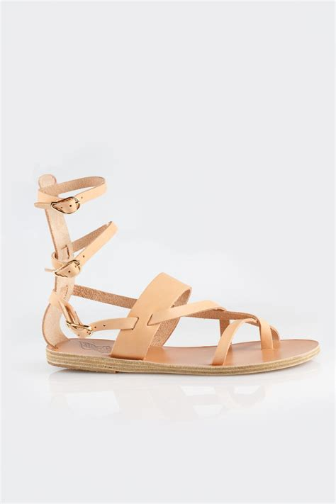 Sepatu Anak Import Branded New Gladiator Shoes Fashion Gold Silve ancient sandals alethea mid gladiator sandal from
