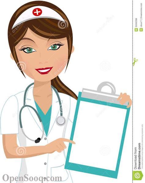clipart infermiere 16192805