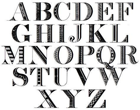 roman lettering tattoo font 7 best images of shaded alphabet fonts cool hand drawn