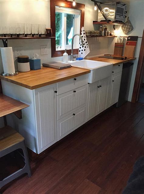 tiny house kitchen cabinets 13 tiny house kitchen designs we love tiny house for us