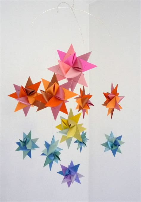Hanging Origami - best 25 hanging origami ideas on oragami