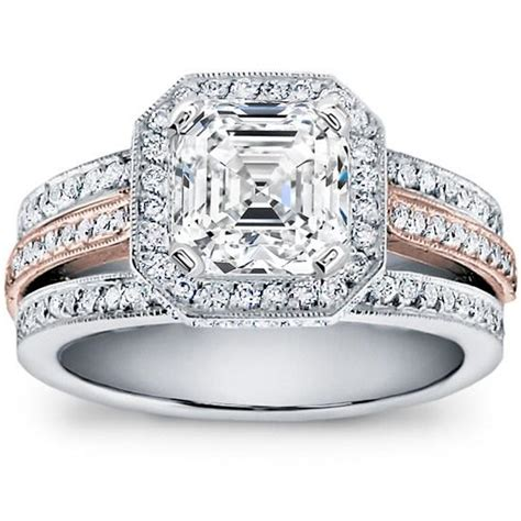 gold engagement rings a growing trend adiamor