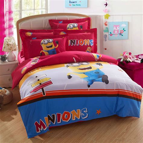 Minions Comforter Set by Minions Duvet Set Ebeddingsets