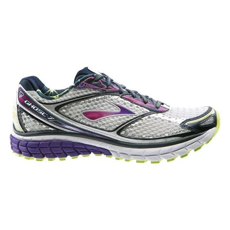 running shoes ghost ghost 7 womens running shoes white heliotrope
