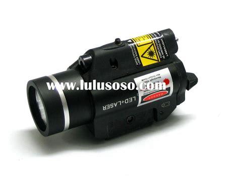 tactical light and laser pistol laser light combo car interior design